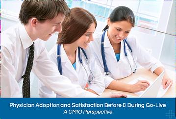 Physician Adoption CMIO Perspective