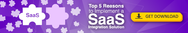 EHR Integration- Top 5 Reasons to Implement a SaaS Hosted Integration Solution Download