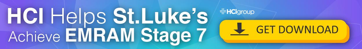 EMRAM Stage 7 St.Lukes Case Study Download