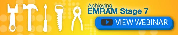 EMRAM Stage 7 View Webinar