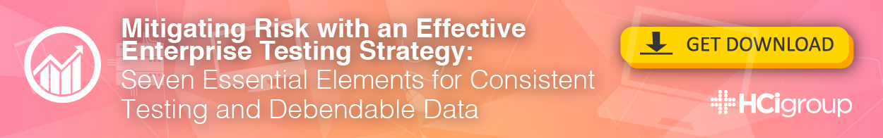 Mitigating Risk with Enterprise Testing Strategy Download