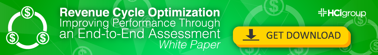 Revenue Cycle Optimization- End-to-End Assessments Whitepaper Download