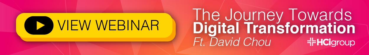 The Journey Toward Digital Transformation Webinar