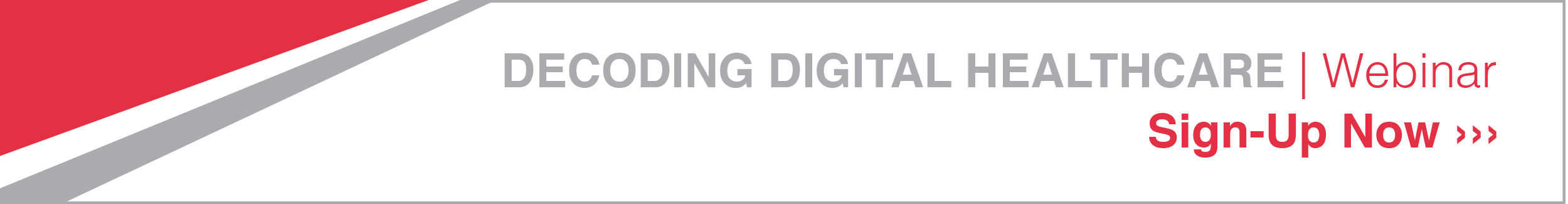 Digital Transformation Webinar Sign-up
