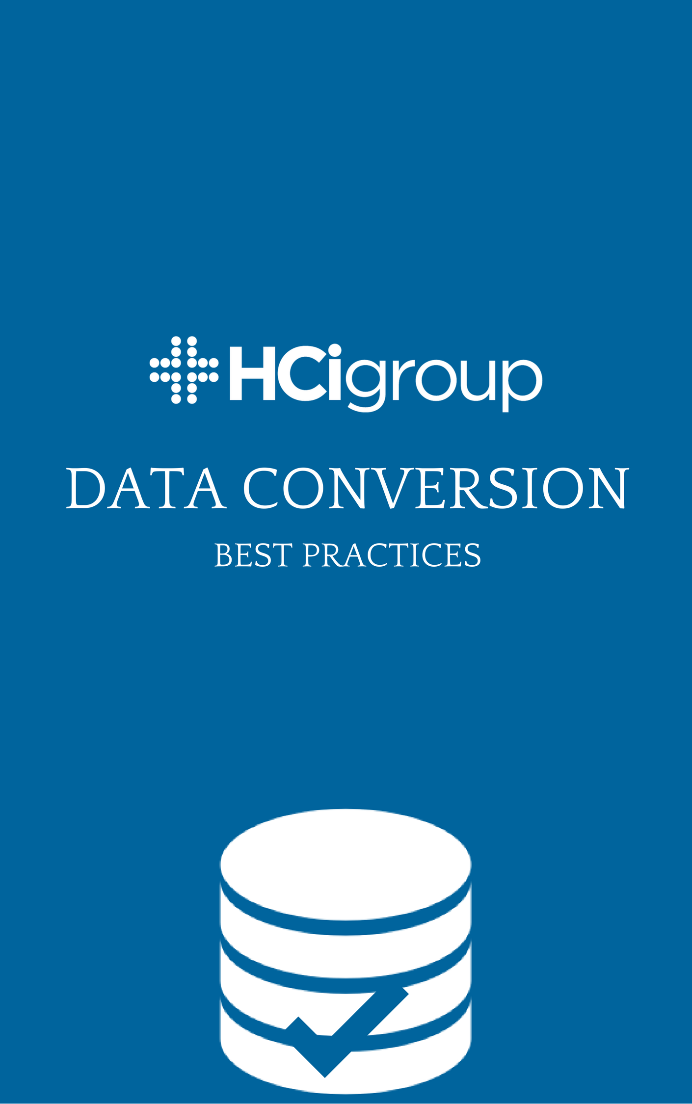 Data Conversion Best Practices Download Paper