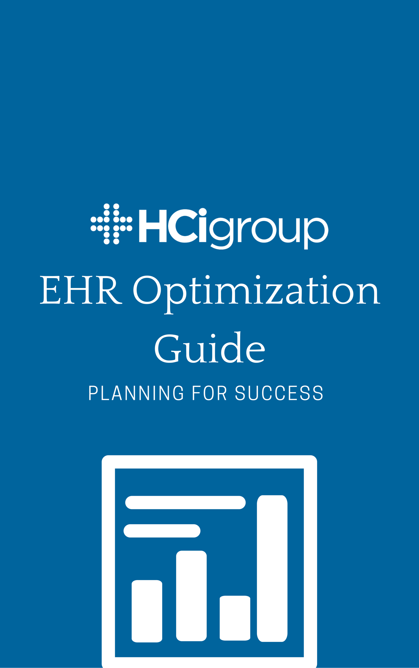 EHR Optimization Planning for Success