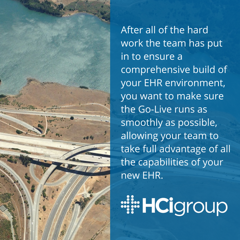 The HCI Group Go-Live Support Blog