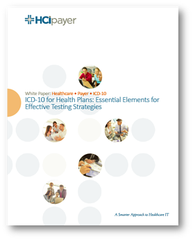 ICD-10 for Health Plans