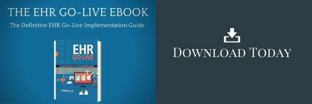 Download the EHR Go-Live eBook Guide