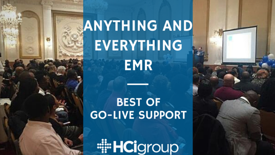 Anything and Everything EMR: Best of Go-Live Support