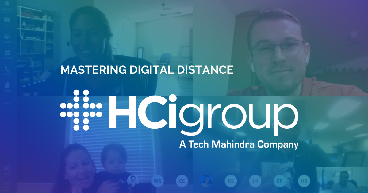 Mastering Digital Distance with Daily Huddles