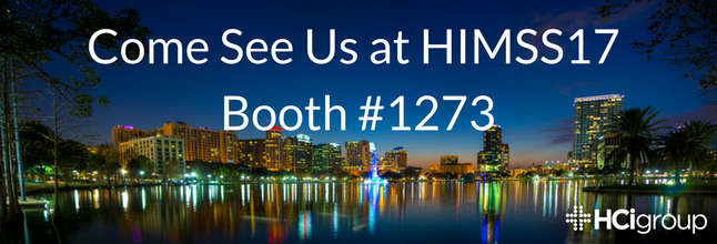 See You at HIMSS17!
