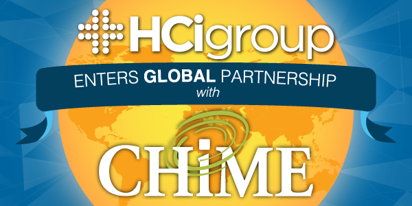 The HCI Group – Global Leader in Healthcare IT Consulting and Services – Enters Global Partnership with CHIME