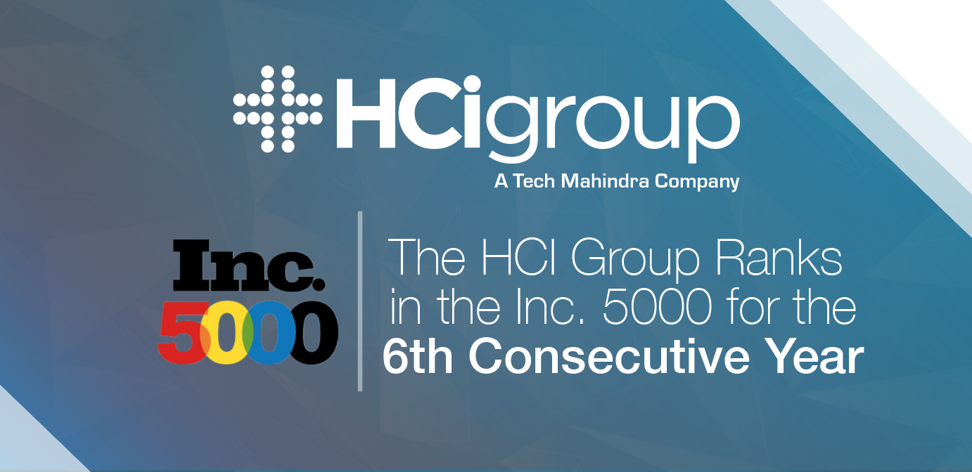 The HCI Group Ranks in the Inc. 5000 for the Sixth Consecutive Year