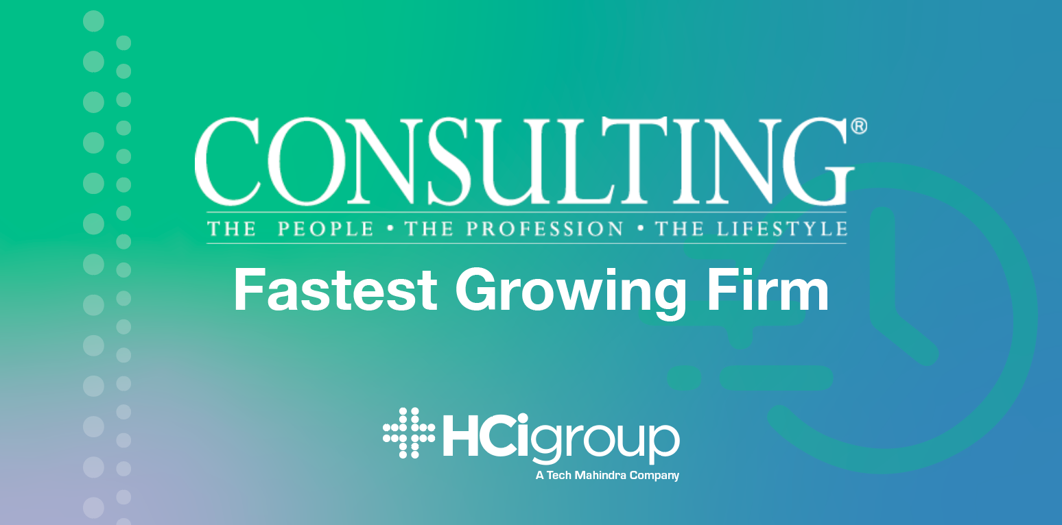 The HCI Group Recognized as a Fastest Growing Firm by Consulting Magazine