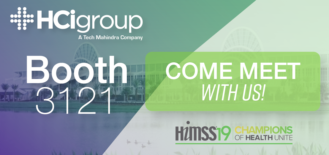 The HCI Group at HIMSS19