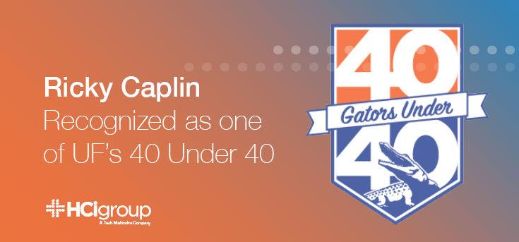 Ricky Caplin, CEO of The HCI Group Recognized as one of UF's 40 Under 40