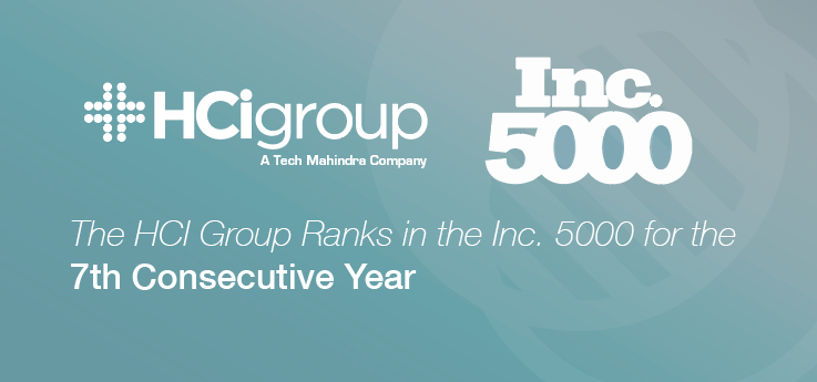 The HCI Group Ranks in the Inc. 5000 for the Seventh Consecutive Year
