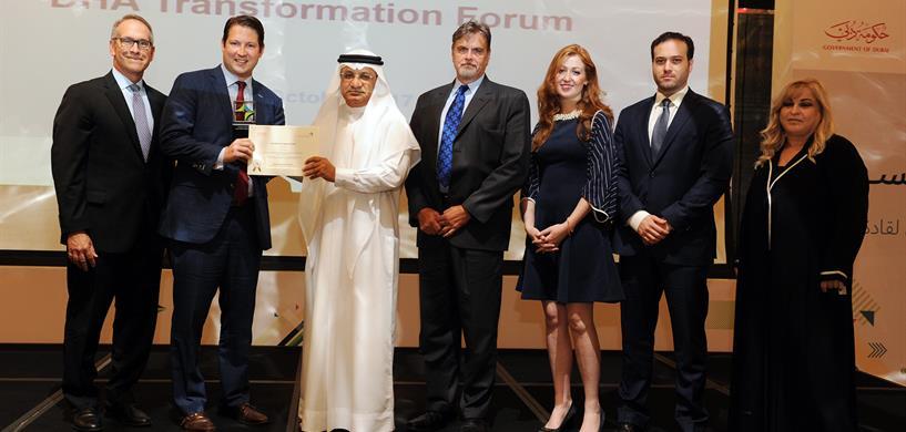 The HCI Group Partners with the Dubai Health Authority