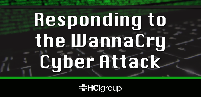 Responding to the WannaCry Cyber Attack